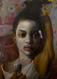the artist by margaret bowland