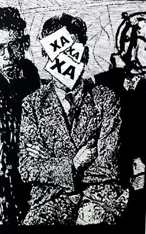 xa xa xa by william kentridge