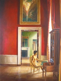 the red room by peter waddell