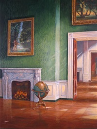 the green room by peter waddell