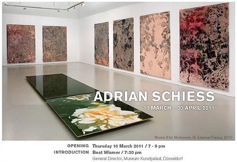 installation view by adrian schiess