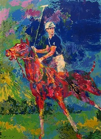 prince charles at windsor by leroy neiman