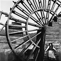 waterwheels, china by monica denevan