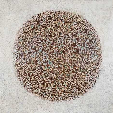 imploding cosmos by richard pousette-dart