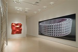 untitled (noumena) installation view by christian eckart