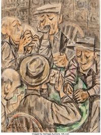Card Players, 2012