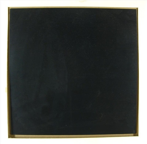 black square by ad reinhardt