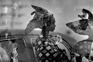 nigeria, 1960 by marc riboud