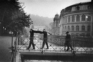 prague, 1962 by marc riboud