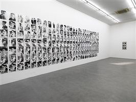 what do you do for fun? (installation view) by larry clark