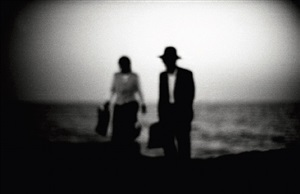 the couple, tel aviv, 2000 by donata wenders