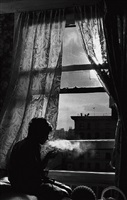 taking a decision, los angeles, états-unis, 1999 by donata wenders