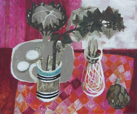 the artichoke by mary fedden