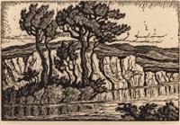 sunshine creek by birger sandzen