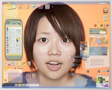 desktop - lala by leng wen