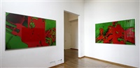 installation view by katharina sieverding