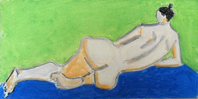 lankey nude by sally michel avery