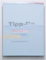 tipp-ex correction by kit lee