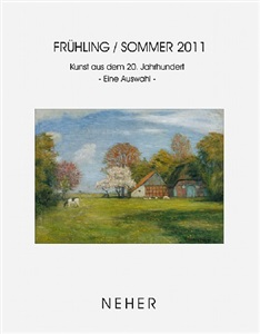 frühling / sommer 2011, kunst aus dem 20. jahrhundert