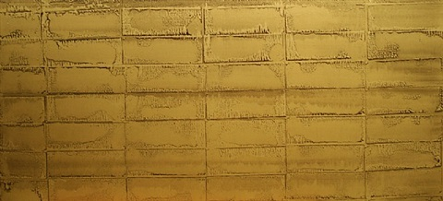 gold bricks by miriam cabessa