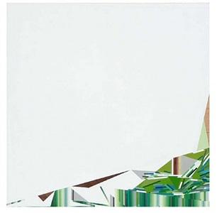 the utopian tense of green #1 by mariángeles soto-díaz