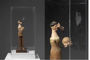 autoretrat com a escultor / selfportrait as a sculptor by jordi alcaraz