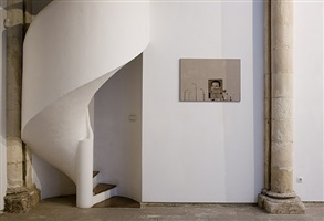 exhibition view by hendrik krawen