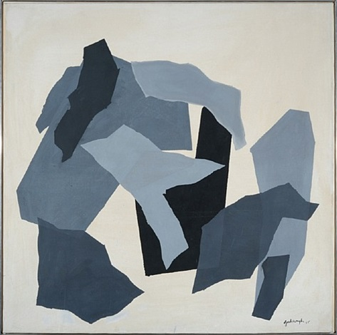 grey forms by robert arthur goodnough
