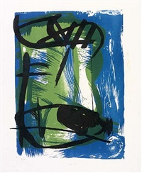 cornish landscape by peter lanyon