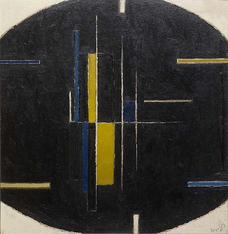 forms on an ovoid ground by alan reynolds