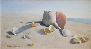 morning on the dunes by elizabeth leary strazzulla