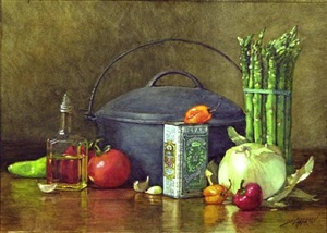 vegetable soup (sold) by deborah l. chabrian