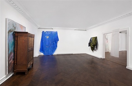 installation view by david hammons