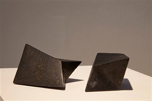 untitled (couplet #2) by anna hepler