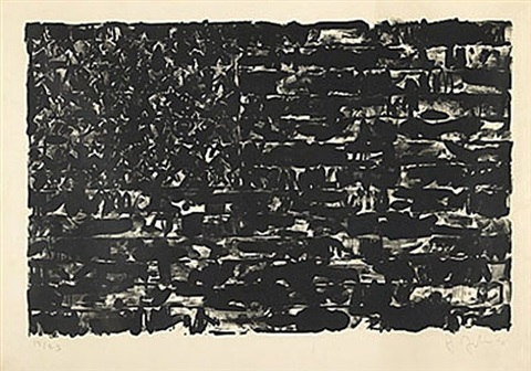 flag i by jasper johns