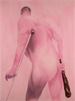 <!--25-->pink hercules by robert feintuch