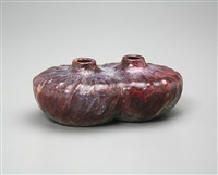 conjoined gourd by edmond lachenal