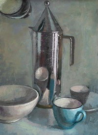still life with reflections by dean fisher