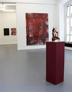 installation view by hadrien dussoix