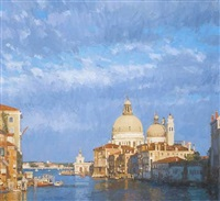grand canal, september by nicholas verrall