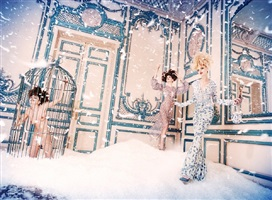snow day by david lachapelle