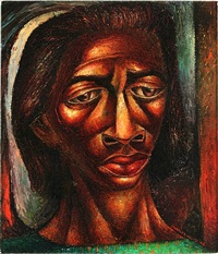 mater dolorosa by charles white