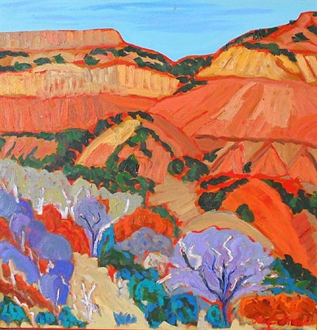 the ghost ranch by alyce frank