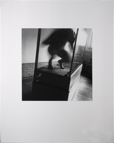 p 9 by francesca woodman