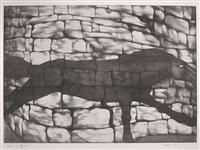 wall by su xinping