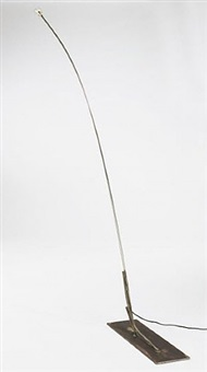 privat lampe des kunstlers ii floor lamp by franz west
