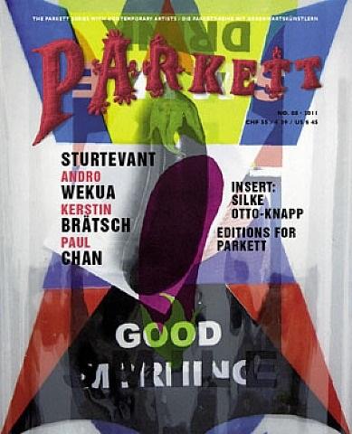 parkett vol. 88: kerstin brätsch, paul chan sturtevant and andro wekua