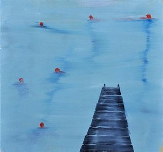katherine bradford - selected paintings by katherine bradford