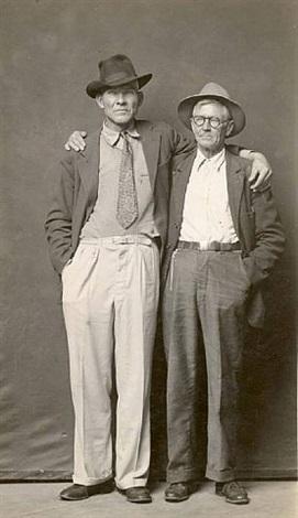 grandpa jenkins and zeb seymore by mike disfarmer