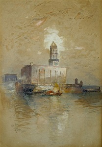 small and everlasting 19th and 20th century and contemporary paintings, drawings and sculpture by thomas moran